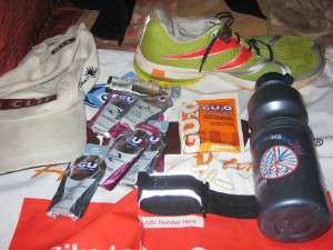 IMAZ run bag 2008