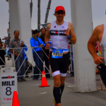 The Moose on the loose at Oceanside 70.3