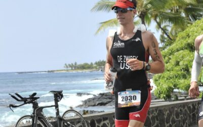TriForcer Guillaume Finishes Top 10 in his AG at Ironman Kona!  His Ironman World Championships 2012 Race Report.