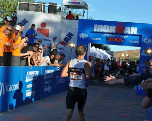 8:56 at Ironman Arizona Race Report