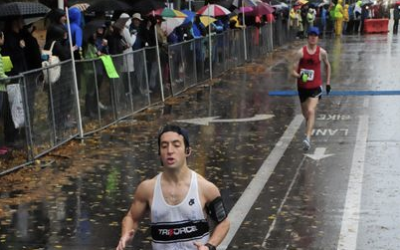 TriForcer Monzy Reports on His 2:51 Marathon in Monsoon Conditions at CIM
