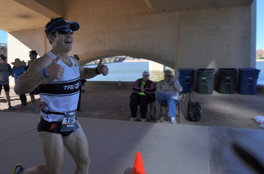 2014 Highlight: TriForce at Ironman Arizona (2 Kona qualifications, a first place, 4th, 6th, 8th  and virtually everyone PRd!)