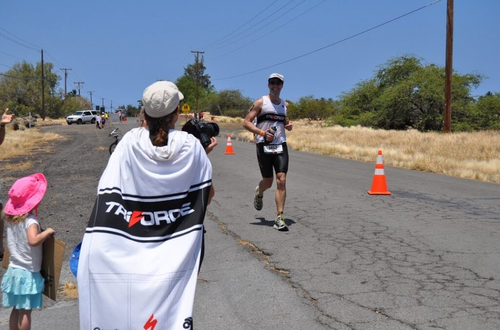 TriForce at Honu 70.3- two age group winners!, a 2nd place, a 3rd place, an 8th and tons of strong performances