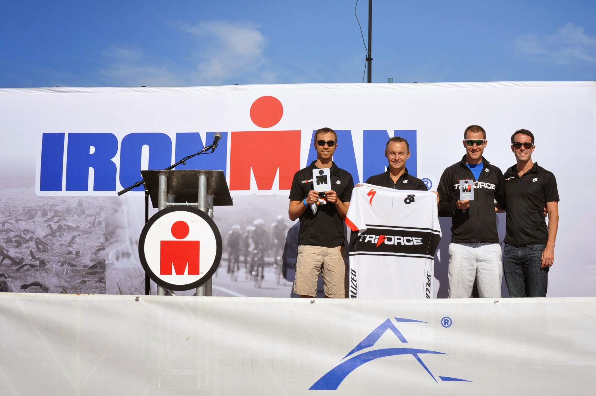 TriForce at Santa Cruz 70.3 – 5 podiums, 3 more top 10s, club championship, tons of PRs and strong performances!