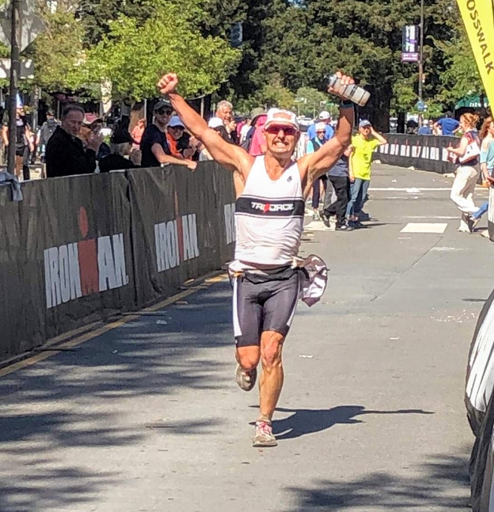 Coach Coady Wins IMSR (9:26, 40-44) and Qualifies for Kona (on 10 hours / week)!  Race report.